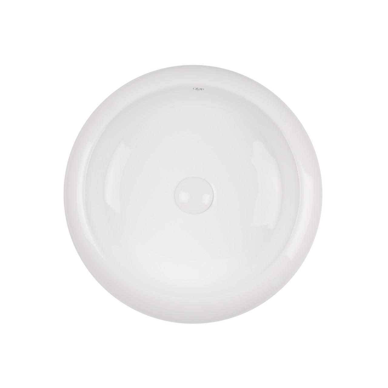 Раковина-чаша Qtap Robin з донним клапаном QT13113062W