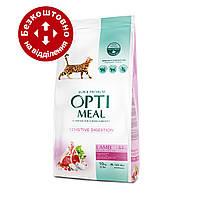 Optimeal Lamb 10кг - корм для  кошек с ягненком
