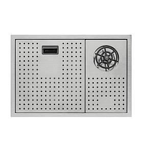 Кухонна мийка Qtap DC5638 Satin 3.0/1.2 мм (QTDC56383012) з кришкою