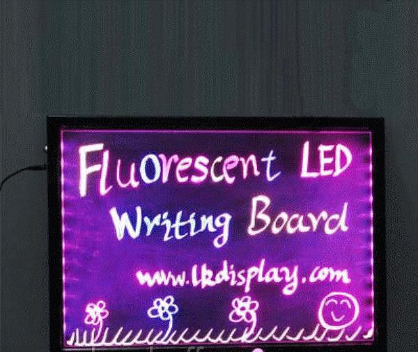 Рекламна світиться LED дошка 300х400