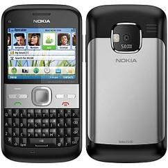 Мобильный телефон Nokia E5 Black 1200 mAh