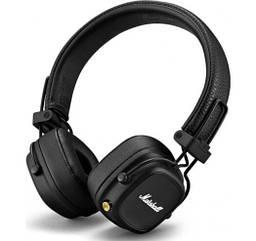 Bluetooth-навушники Marshall Major IV BT Black