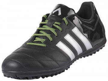 Кроссовки(сороконожки) Adidas ACE 15.3 TF Leather оригинал, фото 2
