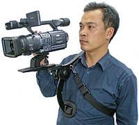 Легкий плечевой упор для камеры, свободные руки