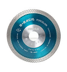 Диск алмазный BIHUI B-MAGIC усиленный, 125*22,23*7*1,2 DSDW125 (синий)