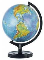 Глобус фізичний/політичний з подв картою  (диам 32см) с подсветкой