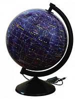 Глобус Зоряне небо (диам 26см)  с подсветкой