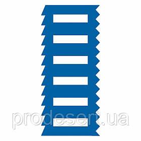Шпатель 4 кондитерский текстурный 9*20 см (3D)