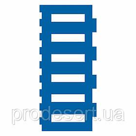 Шпатель 6 кондитерский текстурный 9*20 см (3D)