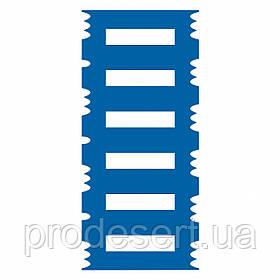 Шпатель 8 кондитерский текстурный 9*20 см (3D)
