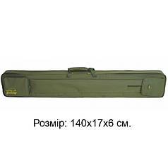 Жорсткий Кофр для вудок КВ-9а 410069