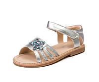 Босоножки Fashion 20759 серебро (31-33) 31