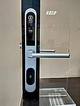Автономный RFID замок SEVEN Lock SL-7737S silver