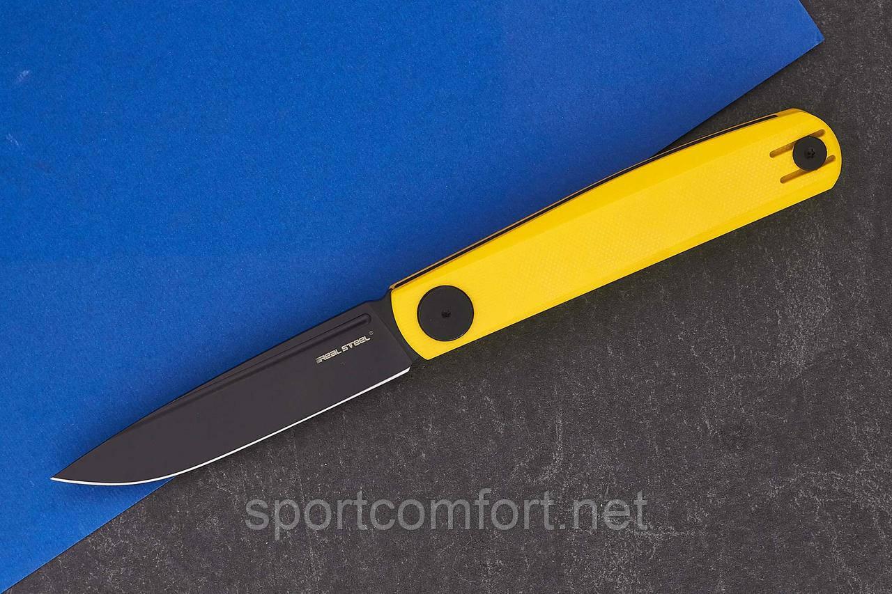 Нож складной G Slip Yellow-7843