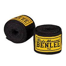 Бинт эластичный Benlee 450 см. / черный