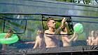"""Бассейн EXIT каркасный прямоугольный 540х250х122 см с тепловым насосом, куполом и песочным фильтром """"дерево"""", фото 9"""