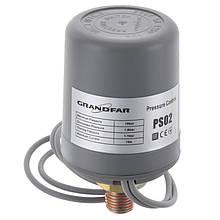 Реле включения для насосных станций повышения давления GRANDFAR PS02 AWZB-S вн. резьба (GF1386)