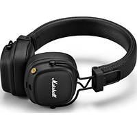 Bluetooth наушники Marshall Major IV BT Black, фото 7