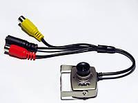 CCTV камера видеонаблюдения, ИК подсветка, с БП