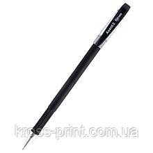 Ручка гелевая Axent Forum AG1006-01-A, 0.5 мм, чёрная