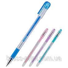 """Ручка гелевая """"пиши-стирай"""" Axent Student AG1071-02-A, 0.5 мм, синяя"""