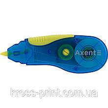 Корректор ленточный Axent 7006-01-A, 5 мм х 5 м, сине-желтый