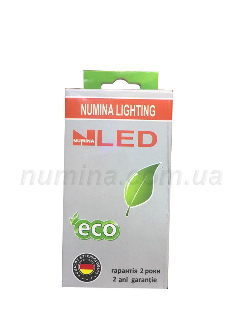 Світлодіодна лампа куля LAMP картон Silver G45 6W E27 4000K