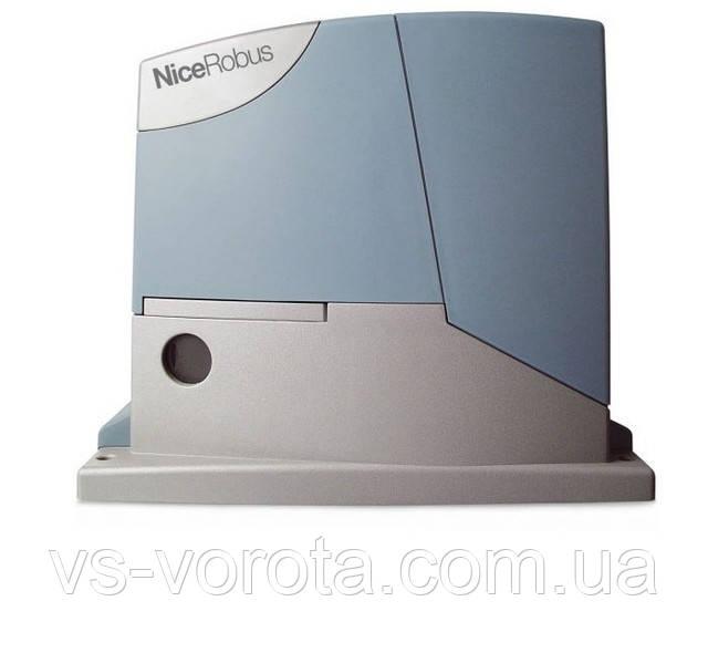 Nice Robus 600/1000 автоматика для откатных (сдвижных) ворот (для ворот массой до 600 и 1000 кг)