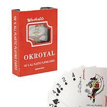 """Колода карт """"Okroyal"""" IGR83"""