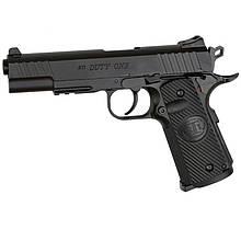 Пистолет пневматический ASG STI Duty One Blowback (4.5 mm)