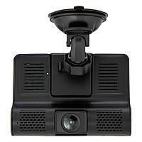 Видео Регистратор 504/3 camera Цвет Чёрный