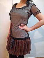 Летнее платье в сеточку, L размер 40 Евро (Ликвидация склада, распродажа)