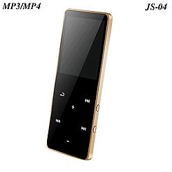 MP3/MP4 плеєр JS-04 на 16гб, FM, Bluetooth, підтримка micro SD карт до 64гб