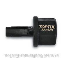 Ключ для пластикових маслосливных пробок VAG TOPTUL JDCR0203