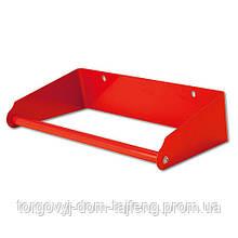 Утримувач рулону паперу для інструментальної візки (червоний) TOPTUL TEAL3704