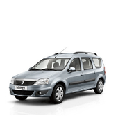 Dacia Logan (7 місць) 2008