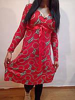 Летнее красное платье стрейчевое для беременных, 36 евро (Ликвидация склада, распродажа)