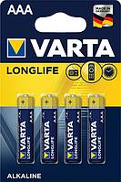 Батарейки Varta Longlife AAA