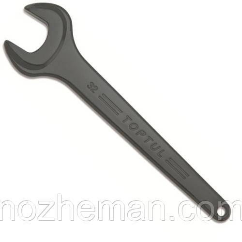 Ключ ріжковий односторонній (посилений) 38мм TOPTUL AAAT3838