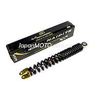 Амортизатор Honda DIO 34/35, ZX, GY6 310mm, стандартный (черный) NDT