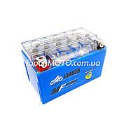 Аккумулятор 7A 12V (YTX7A-BS) LDR гелевый 150x85x95