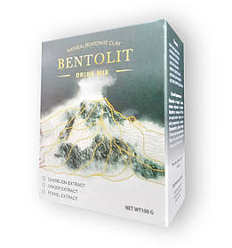 Bentolit - Растворимый напиток для похудения с вулканической глиной (Бентолит)