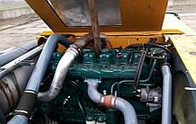 Переоборудование комбайнов на двигатель Volvo
