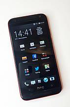 Смартфон HTC Desire 601 red  б.у