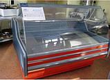 """Вітрина холодильна универальная """"Амстердам -1.6"""" Айстермо, ширина викладка 875 мм, фото 2"""
