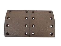 Накладка передней тормозной колодки FAW-3252 3502407-02