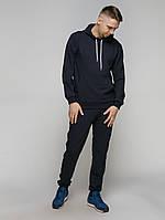 Спортивный костюм мужской, тёмно-синий