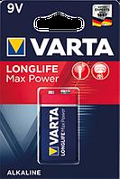 Батарейка VARTA Longlife Max Power 9V