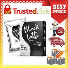 Black latte блек латте кофе для похудения угольный латте, официальный сайт, 4159