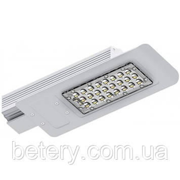 Світильник вуличний Rivne LED 30W 3540 Lm 5700K Lumileds (RVL-ST-LED-30W)